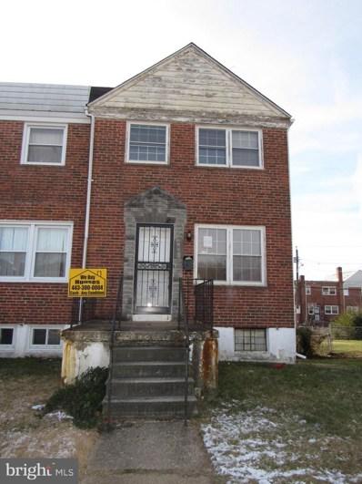4601 Shamrock Avenue, Baltimore, MD 21206 - #: MDBA496458