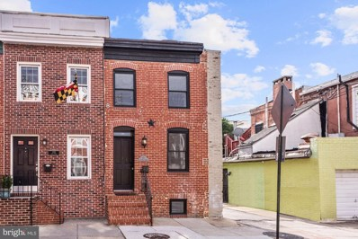 107 E Fort Avenue, Baltimore, MD 21230 - MLS#: MDBA496466