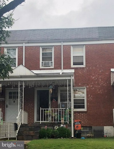 1214 Haverhill Road, Baltimore, MD 21229 - #: MDBA496478