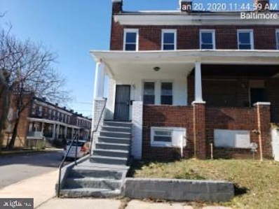 4000 Wilsby Avenue, Baltimore, MD 21218 - #: MDBA496480