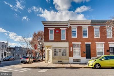 600 N Kenwood Avenue, Baltimore, MD 21205 - #: MDBA496512