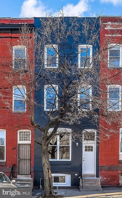 415 Robert Street, Baltimore, MD 21217 - #: MDBA496548