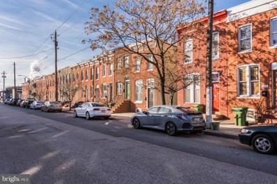 1116 Scott Street, Baltimore, MD 21230 - #: MDBA496570