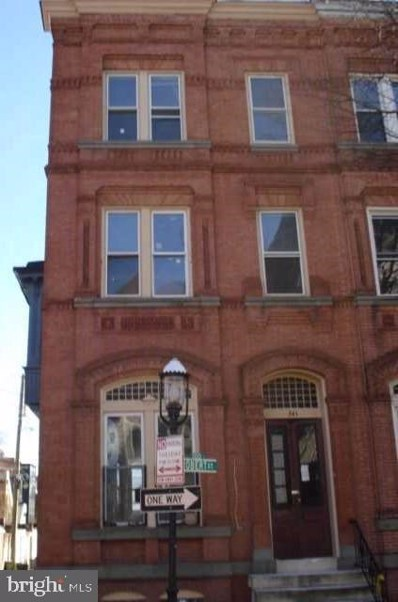 341 Robert Street, Baltimore, MD 21217 - #: MDBA496610