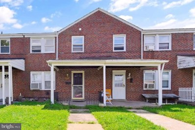 3435 Mayfield Avenue, Baltimore, MD 21213 - MLS#: MDBA496620