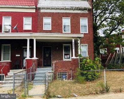 2800 Ridgewood Avenue, Baltimore, MD 21215 - #: MDBA496632