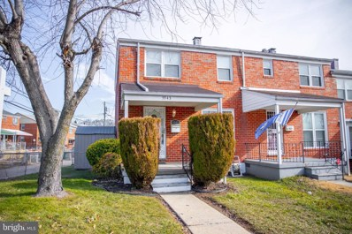 5543 Bucknell Road, Baltimore, MD 21206 - #: MDBA496670