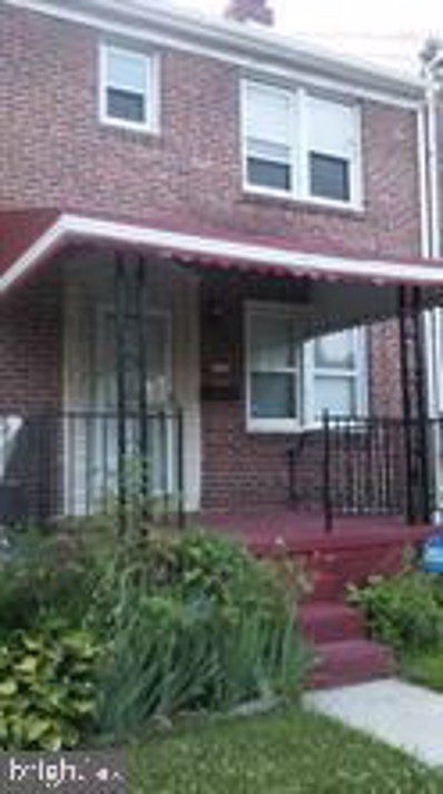 4404 Pen Lucy Road, Baltimore, MD 21229 - #: MDBA496672