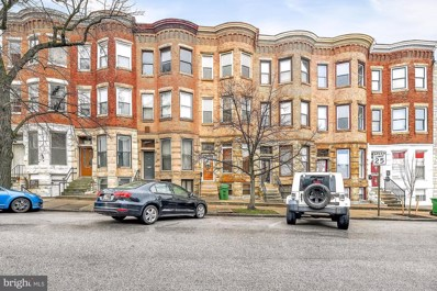 2237 Madison Avenue, Baltimore, MD 21217 - #: MDBA496686