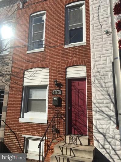 1248 Washington Boulevard, Baltimore, MD 21230 - #: MDBA496710
