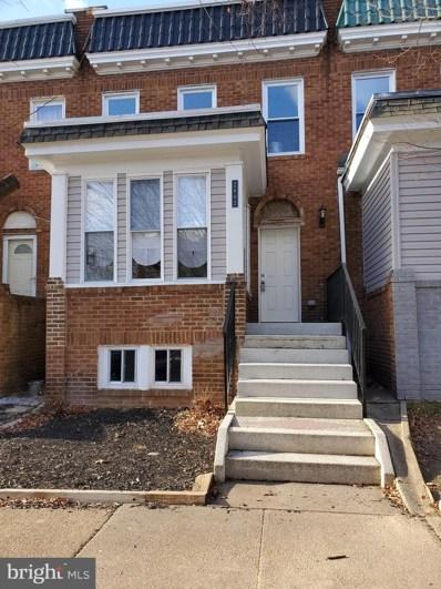 2602 Garrett Avenue, Baltimore, MD 21218 - #: MDBA496772