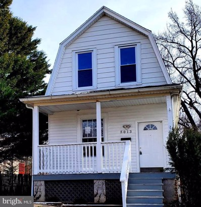 5013 Anthony Avenue, Baltimore, MD 21206 - #: MDBA496776