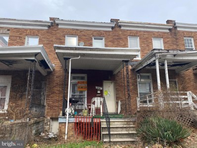 3014 Rayner Avenue, Baltimore, MD 21216 - #: MDBA496822