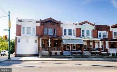 2303 Edmondson Avenue, Baltimore, MD 21223 - #: MDBA496842