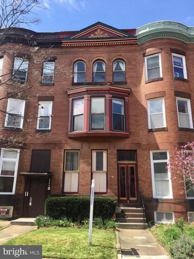 2908 Saint Paul Street, Baltimore, MD 21218 - #: MDBA496864