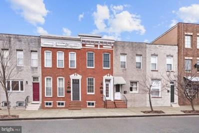 2836 Hudson Street, Baltimore, MD 21224 - MLS#: MDBA496892