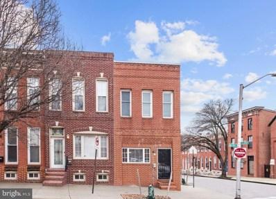 3101 Dillon Street, Baltimore, MD 21224 - #: MDBA496918