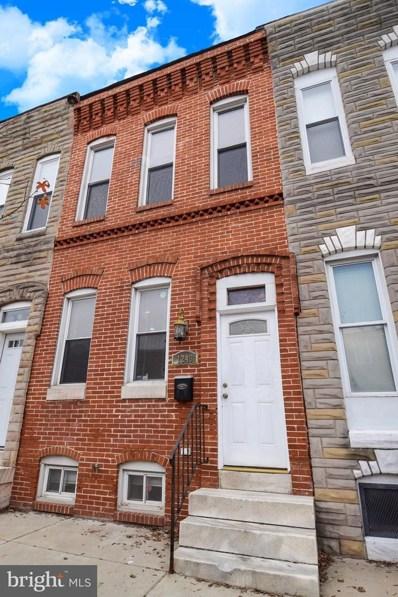 1248 James Street, Baltimore, MD 21223 - #: MDBA496944