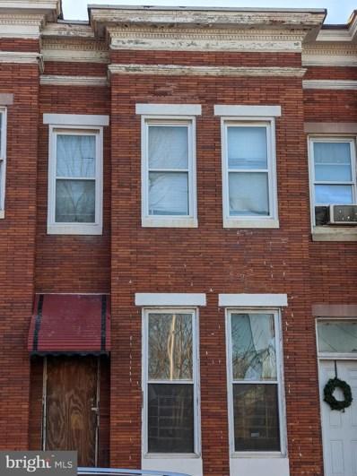 212 N Payson Street, Baltimore, MD 21223 - #: MDBA496950