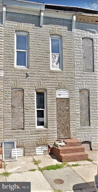 1920 Christian Street, Baltimore, MD 21223 - #: MDBA496966