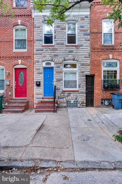 328 S Collington Avenue, Baltimore, MD 21231 - #: MDBA496972
