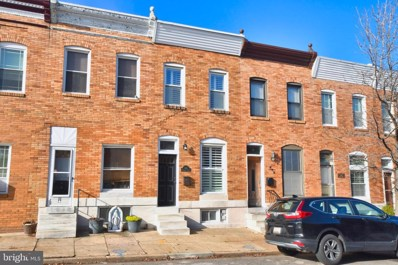 644 S Curley Street, Baltimore, MD 21224 - #: MDBA496980