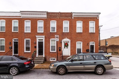 1702 Byrd Street, Baltimore, MD 21230 - MLS#: MDBA496990