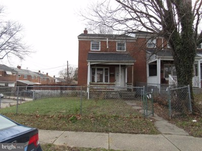 4701 Williston Street, Baltimore, MD 21229 - #: MDBA497012