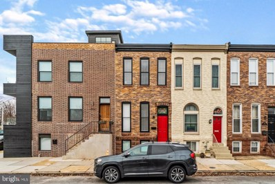1530 Covington Street, Baltimore, MD 21230 - #: MDBA497024