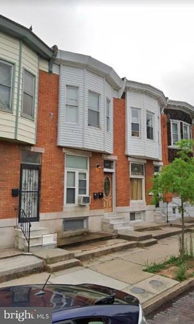 407 S Newkirk Street, Baltimore, MD 21224 - #: MDBA497082
