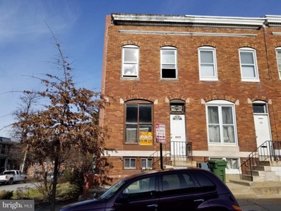 2340 W Fayette Street, Baltimore, MD 21223 - #: MDBA497106