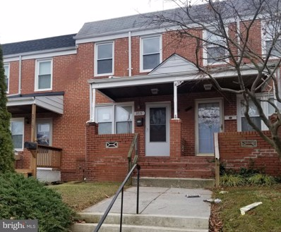 3715 Greenvale Road, Baltimore, MD 21229 - #: MDBA497110