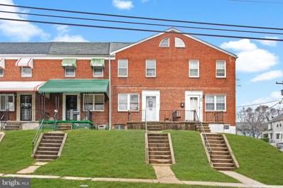 103 N Athol Avenue, Baltimore, MD 21229 - #: MDBA497190