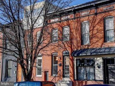 2942 Hudson Street, Baltimore, MD 21224 - #: MDBA497214