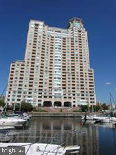 100 Harborview Drive UNIT 306, Baltimore, MD 21230 - MLS#: MDBA497272