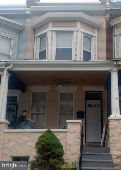 2825 Riggs Avenue, Baltimore, MD 21216 - #: MDBA497274