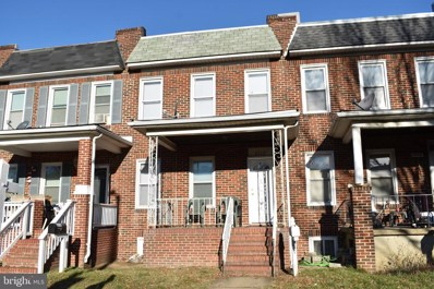 3712 Brooklyn Avenue, Baltimore, MD 21225 - #: MDBA497298