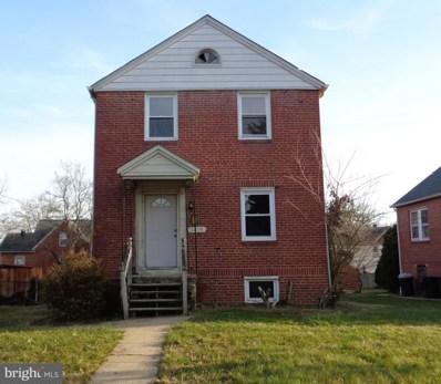 5219 Anthony Avenue, Baltimore, MD 21206 - #: MDBA497304