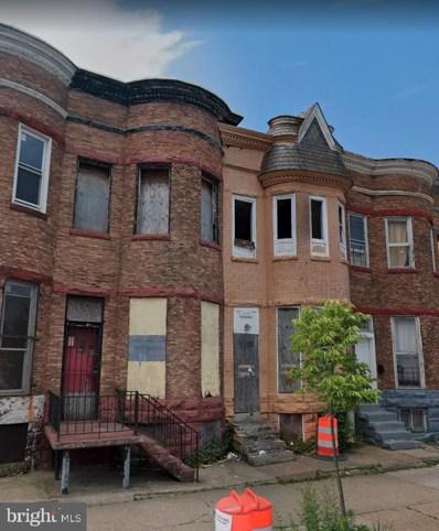 1715 W North Avenue, Baltimore, MD 21217 - #: MDBA497316