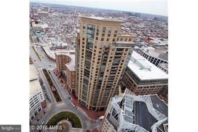 675 President Street UNIT 1903, Baltimore, MD 21202 - #: MDBA497326