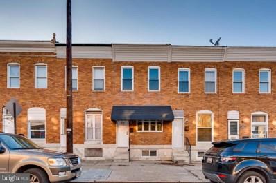 310 S Lehigh Street, Baltimore, MD 21224 - MLS#: MDBA497332
