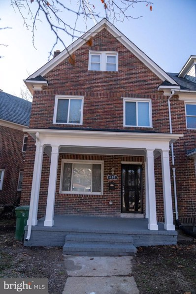 618 Wicklow Road, Baltimore, MD 21229 - #: MDBA497376