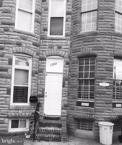 1303 James Street, Baltimore, MD 21223 - #: MDBA497404