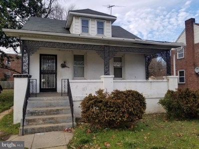 3834 Brooklyn Avenue, Baltimore, MD 21225 - #: MDBA497406