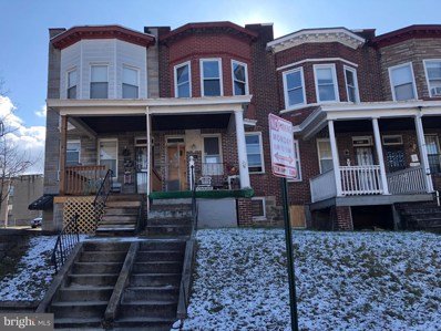 2303 W Lexington Street, Baltimore, MD 21223 - #: MDBA497426