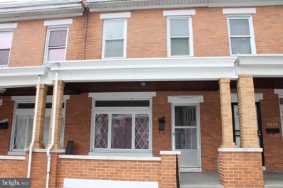 4253 Sheldon Avenue, Baltimore, MD 21206 - #: MDBA497484