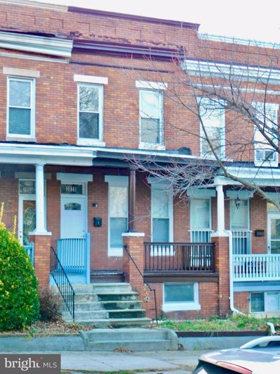 3028 Barclay Street, Baltimore, MD 21218 - #: MDBA497488