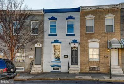 3809 E Pratt Street, Baltimore, MD 21224 - #: MDBA497502