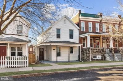 1117 Gorsuch Avenue, Baltimore, MD 21218 - #: MDBA497568