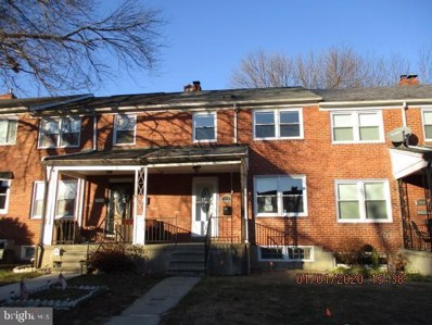 1508 Stonewood Road, Baltimore, MD 21239 - #: MDBA497574